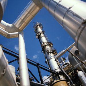 Stress measurement in hydrogen gas